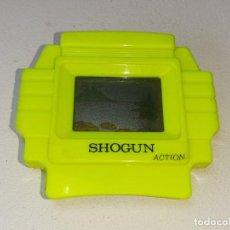 Videojuegos y Consolas: ANTIGUO JUEGO CARTUCHO SHOGUN ACTION - MAQUINITA CONSOLA VINTAGE - AÑOS 80 / 90. Lote 288018548