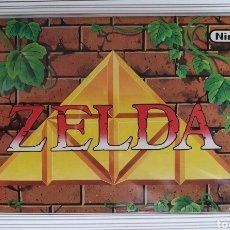 Videojuegos y Consolas: GAME WATCH ZELDA NINTENDO MULTI SCREEN ZL-65. Lote 288892823