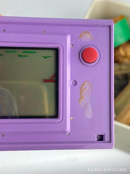 Videojuegos y Consolas: Nintendo game & watch snoopy tennis - Funcionando correctamente - Foto 8 - 288927748