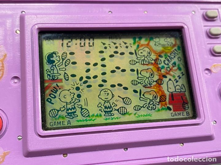 Videojuegos y Consolas: Nintendo game & watch snoopy tennis - Funcionando correctamente - Foto 12 - 288927748