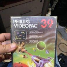 Videogiochi e Consoli: JUEGO VIDEOPAC 39 . COMPLETO . VER FOTOS. Lote 290942128