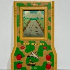 Videojuegos y Consolas: TRONICA TANK REVENGER TR-45V. VIDEO JUEGO ELECTRÓNICO LCD. AÑOS 80. FUNCIONANDO. IMPECABLE.. Lote 293321493