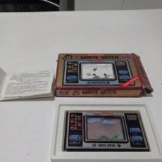 Videogiochi e Consoli: ANTIGUA GAME WHITE WITCH PRÁCTICAMENTE NUEVA CON INSTRUCCIONES Y CAJA. Lote 293679188
