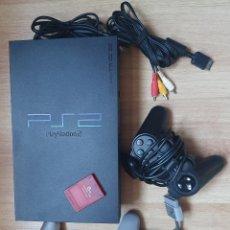 Videojuegos y Consolas: PLAYSTATION 2+3 MANDOS+ MEMORIA 8MG. Lote 293942513