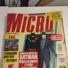 Videojuegos y Consolas: REVISTA MICROMANIA 1985 NÚMERO 18. Lote 294046243