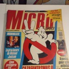 Videojuegos y Consolas: REVISTA MICROMANIA 1985 NÚMERO (19) EXTRA DE NAVIDAD. Lote 294046538