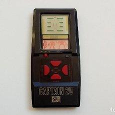 Videojuegos y Consolas: MAQUINITA VIDEOJUEGO CAPTAIN 25 POP GAME. Lote 294495068