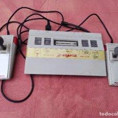 Videojuegos y Consolas: VINTAGE CONSOLA JUEGOS TV ATLANTIS MOD TVG 529 - TV GAME RARO. Lote 294850458