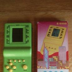 Videojuegos y Consolas: BRICK GAME E-9999 VERDE - CAJA ORIGINAL, EXCELENTE ESTADO - FUNCIONANDO. Lote 294877653