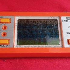Videogiochi e Consoli: CONSOLA GAKKEN LCD CARD GAME JUMPING BOY FUNCIONA . NO TIENE TAPA TAL CUAL COMO SE VE EN FOTOS. Lote 295038973