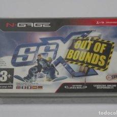Videojuegos y Consolas: N-GAGE - SSX OUT OF BONUS ED. ESPAÑOL NUEVO PRECINTADO NEW SEALED NOKIA NGAGE N GAGE. Lote 295406328