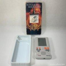 Videojuegos y Consolas: MAQUINITA SUPER WAR BRICK GAME - 15 IN 1 - FG 151 + CAJA - FUNCIONA. Lote 295619098