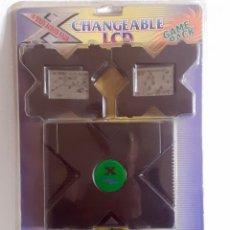 Videojuegos y Consolas: JUEGO ELECTRONICO GAME VIDEOCONSOLA CHANGEABLE LCD. Lote 295686523