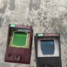 Videojuegos y Consolas: DOS VÍDEO CONSOLAS GRIP LEND. Lote 297257448