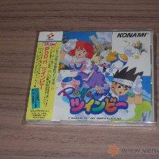 Videojuegos y Consolas: POP'N TWINBEE ORIGINAL SOUND TRACK KONAMI. Lote 24583628