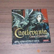Videojuegos y Consolas: CASTLEVANIA ORIGINAL SOUND TRACK KONAMI. Lote 26985897