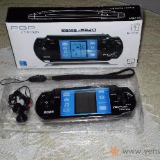 Videojuegos y Consolas: CONSOLA DE JUEGOS POP STATION CON RADIO FM ( AURICULARES INCLUIDOS ). Lote 64813566