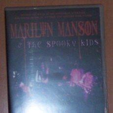 Vídeos y DVD Musicales: DVD: MARILYN MANSON: '1ST VIOLATION' (65 MINUTOS). Lote 5858487