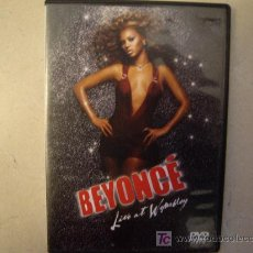 Vídeos y DVD Musicales: BEYONCE-LIVE AT WEMBLEY-DOS DISCOS. Lote 146982302