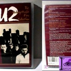Vídeos y DVD Musicales: U2 THE UNFORGETTABLE FIRE COLLECTION VHS 1984. Lote 106014776