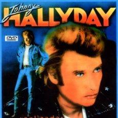 Vídeos y DVD Musicales: JOHNNY HALLYDAY DVD PRECINTADO ROCK' ROLL MAN CONCIERTO DE LOS 60 MUY RECOMENDADO A COLECCIONISTAS. Lote 26559576