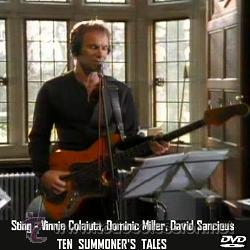 Sting Vinnie Colaiuta Ten Summoner S Tales Buy Vhs And Dvd Music Videos At Todocoleccion 91428057