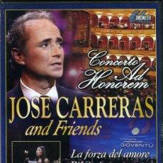 Vídeos y DVD Musicales: JOSÉ CARRERAS & FRIENDS . Lote 8415374