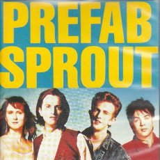 Vídeos y DVD Musicales: PREFAB SPROUT - FROM LANGLEY PARK TO HOLLYWOOD - VHS. Lote 18554929
