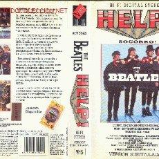Vídeos y DVD Musicales: THE BEATLES - HELP - VIDEO VHS. Lote 27639283