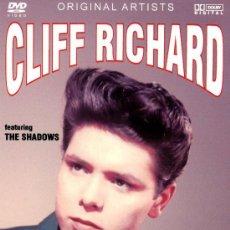 Vídeos y DVD Musicales: CLIFF RICHARD ROCK & ROLL ( DVD PRECINTADO) UNA JOYA PARA COLECCIONISTAS AMANTES DEL ROCK. Lote 58003426