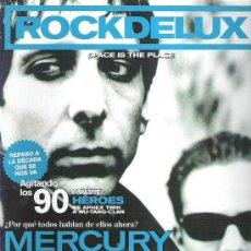 Vídeos y DVD Musicales: ROCKDELUX *** RDL 160 FEB 1999**** MERCURY REV PLASTIKMAN / SON VOLT / WYCLEF JEAN. Lote 11914833