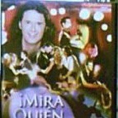 Vídeos y DVD Musicales: DVD MIRA QUIÉN BAILA (DESCATALOGADO). Lote 23300783