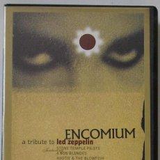 Vídeos y DVD Musicales: LED ZEPPELIN - ENCOMIUN -TRIBUTO - VHS ORIGINAL. Lote 12720757