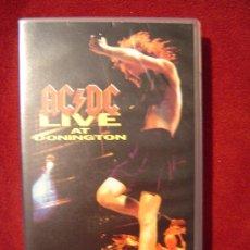 Vídeos y DVD Musicales: AC/DC - LIVE AT DONINGTON 1992 VHS. Lote 26944269