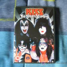Vídeos y DVD Musicales: KISS - THE SECOND COMING DVD . Lote 26175347
