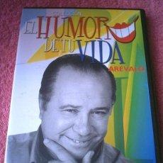 Vídeos y DVD Musicales: EL HUMOR DE TU VIDA, AREVALO - DVD. Lote 19659748