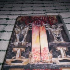 Vídeos y DVD Musicales: CANNIBAL CORPSE- LIVE CANNIBALISM- VHS. Lote 27258068