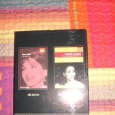 Vídeos y DVD Musicales: MARIA CALLAS. Lote 15280017