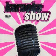 Vídeos y DVD Musicales: KARAOKE SHOW ROSA PACK 5 DVDS PRECINTADOS CANCIONES EN EL INTERIOR VER FOTO PRODUCTO DESCATALOGADO. Lote 27859227
