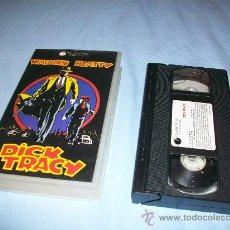 Vídeos y DVD Musicales: MADONNA - DICK TRACY - VHS. Lote 26469312