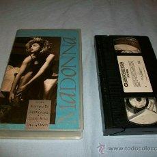 Vídeos y DVD Musicales: MADONNA - BURNING UP - BORDERLINE - LUCKY STAR - LIKE A VIRGIN - VHS. Lote 26469309