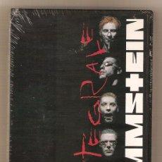 Vídeos y DVD Musicales: RAMMSTEIN L'INTEGRALE EXTREMADAMENTE RARO VHS ED. ESP. P/ FRANCIA POR XIII BIS RECORDS. Lote 27448787
