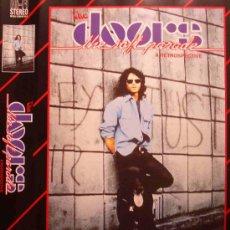 Vídeos y DVD Musicales: THE DOORS - THE SOFT PARADE (A RETROSPECTIVE) - VIDEO VHS ROCK PSICODELIA 60'S - 48 MINUTOS. Lote 21443139