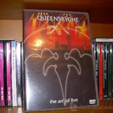 Vídeos y DVD Musicales: QUEENSRŸCHE - THE ART OF LIVE. Lote 17501546