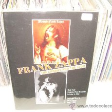 Vídeos y DVD Musicales: FRANK ZAPPA-THE CHORUS AND THE CLUB DVD DIGI PACK . Lote 17891716