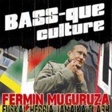 Vídeos y DVD Musicales: FERMIN MUGURUZA - BASS-QUE CULTURE DVD + ERREMIX CD. Lote 18407972