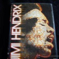Vídeos y DVD Musicales: JIMMY HENDRIX-TRIBUTO AL MITO DEL ROCK. Lote 22483656