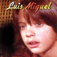 Vídeos y DVD Musicales: YA NUNCA MAS (DVD PRECINTADO IMPORTACION) LUIS MIGUEL EN SU PRIMERA PELICULA. Lote 173518243