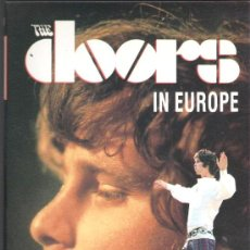 Vídeos y DVD Musicales: THE DOORS IN EUROPE - JIM MORRISON - VÍDEO VHS. Lote 26879817