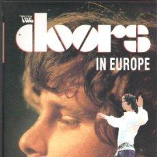 Vídeos y DVD Musicales: THE DOORS IN EUROPE - JIM MORRISON - VÍDEO VHS. Lote 26879817
